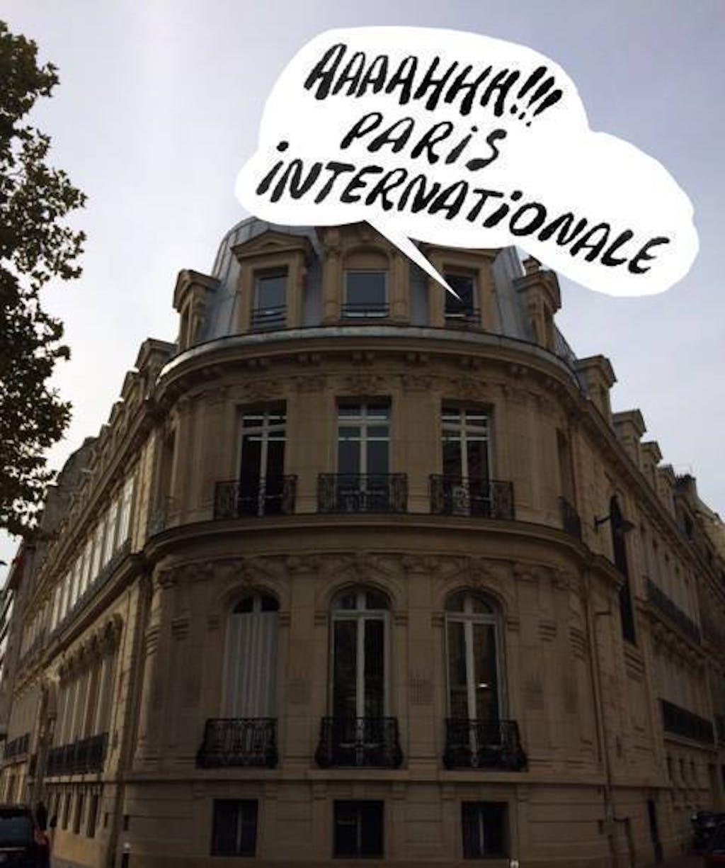 2015 - © Paris Internationale