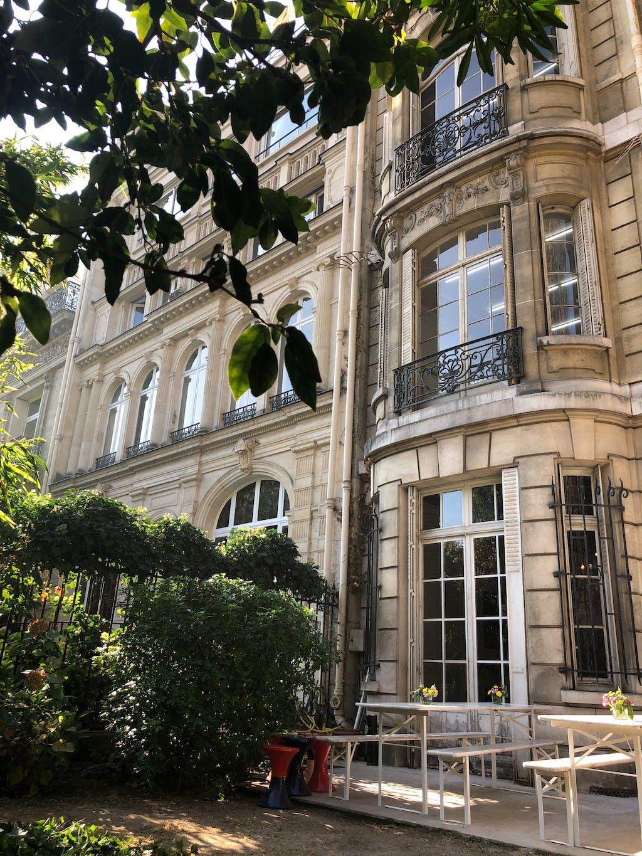 2018 - © Paris Internationale