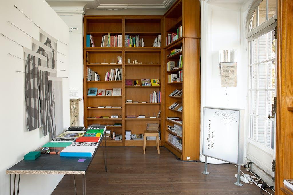 After 8 Books - © Paris Internationale