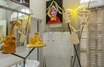 Artkartell Projectspace - © Paris Internationale