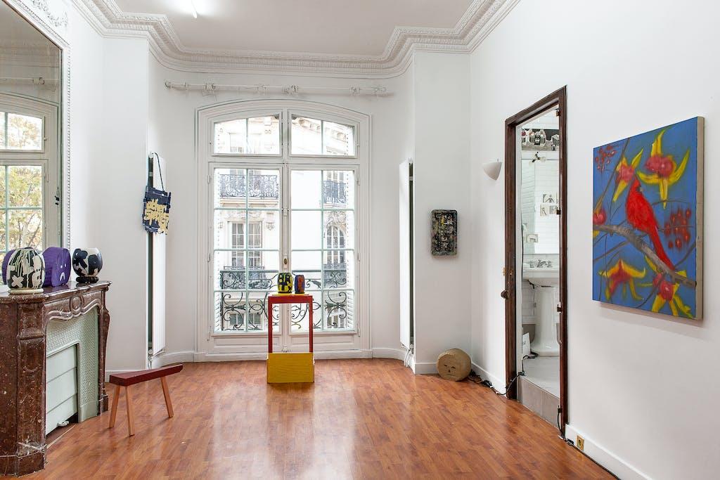 Southard Reid - © Paris Internationale