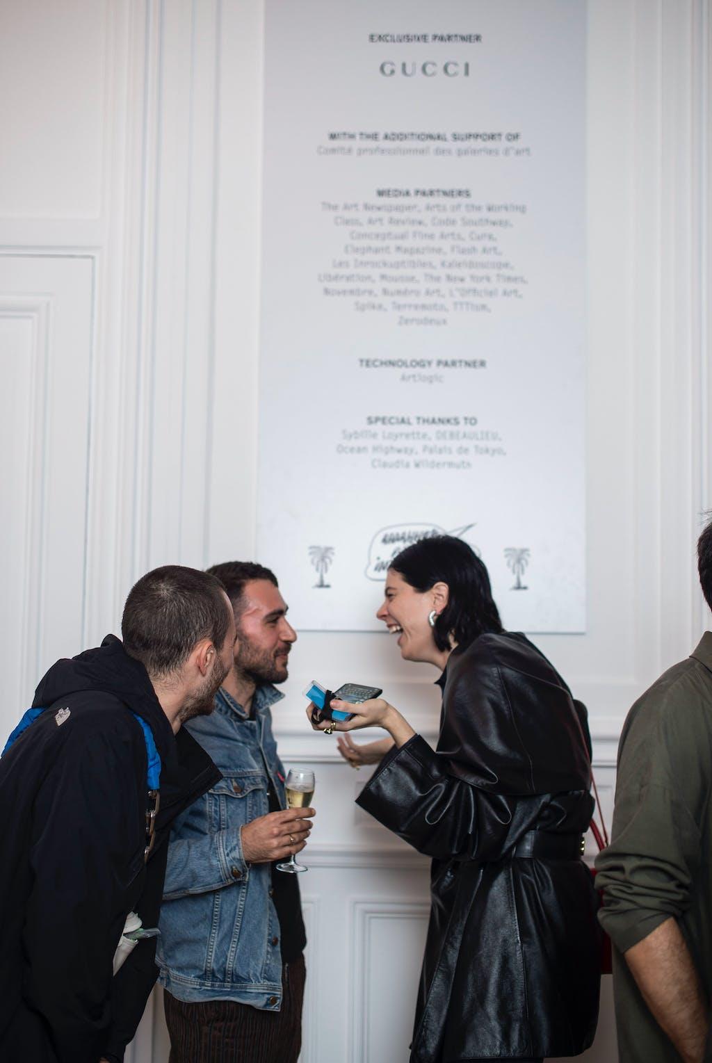 2019 - © Paris Internationale