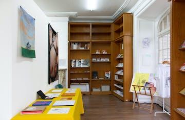 Paris Ass Book Fair - © Paris Internationale