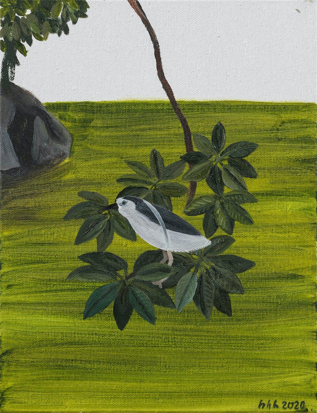 Daan Bird 2 - © Paris Internationale