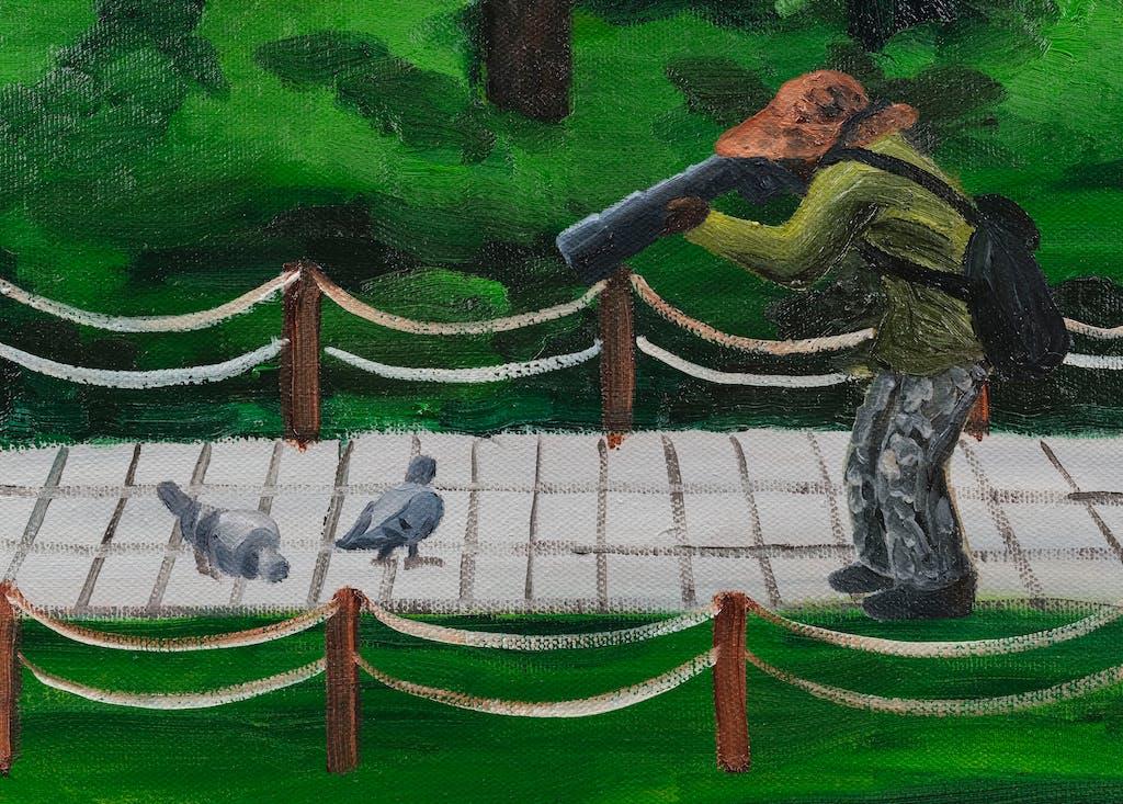 The Bird Watcher - © Paris Internationale