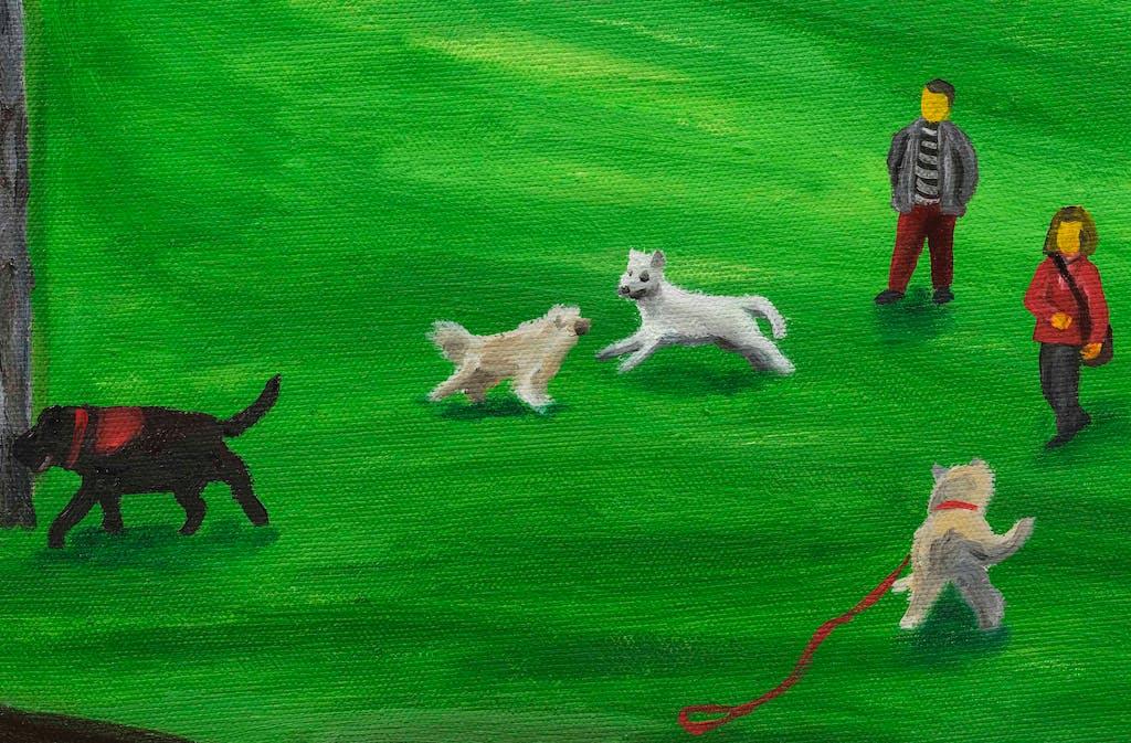 Dog Time - © Paris Internationale