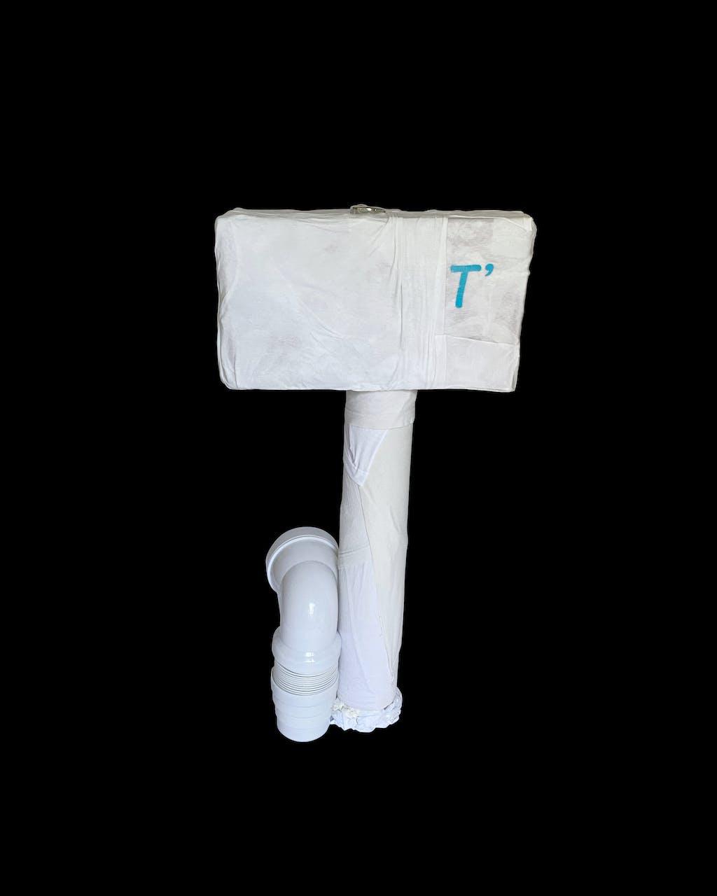 The Toilet Man - © Paris Internationale