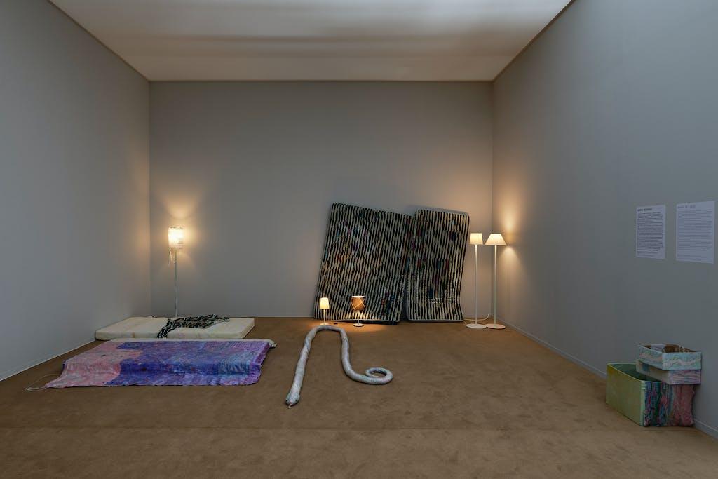 *Futur, ancien, fugitif,* 2019, exhibition view, Palais de Tokyo, Paris. - © © Aurélien Mole, Paris Internationale