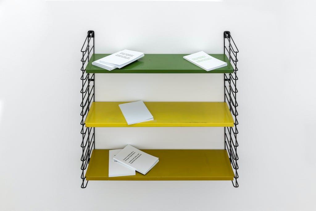 Publishing Pavilion (shelved) - © Paris Internationale