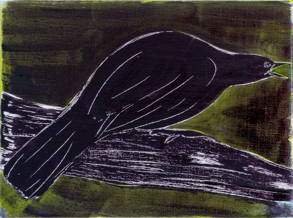 Crow - © Paris Internationale
