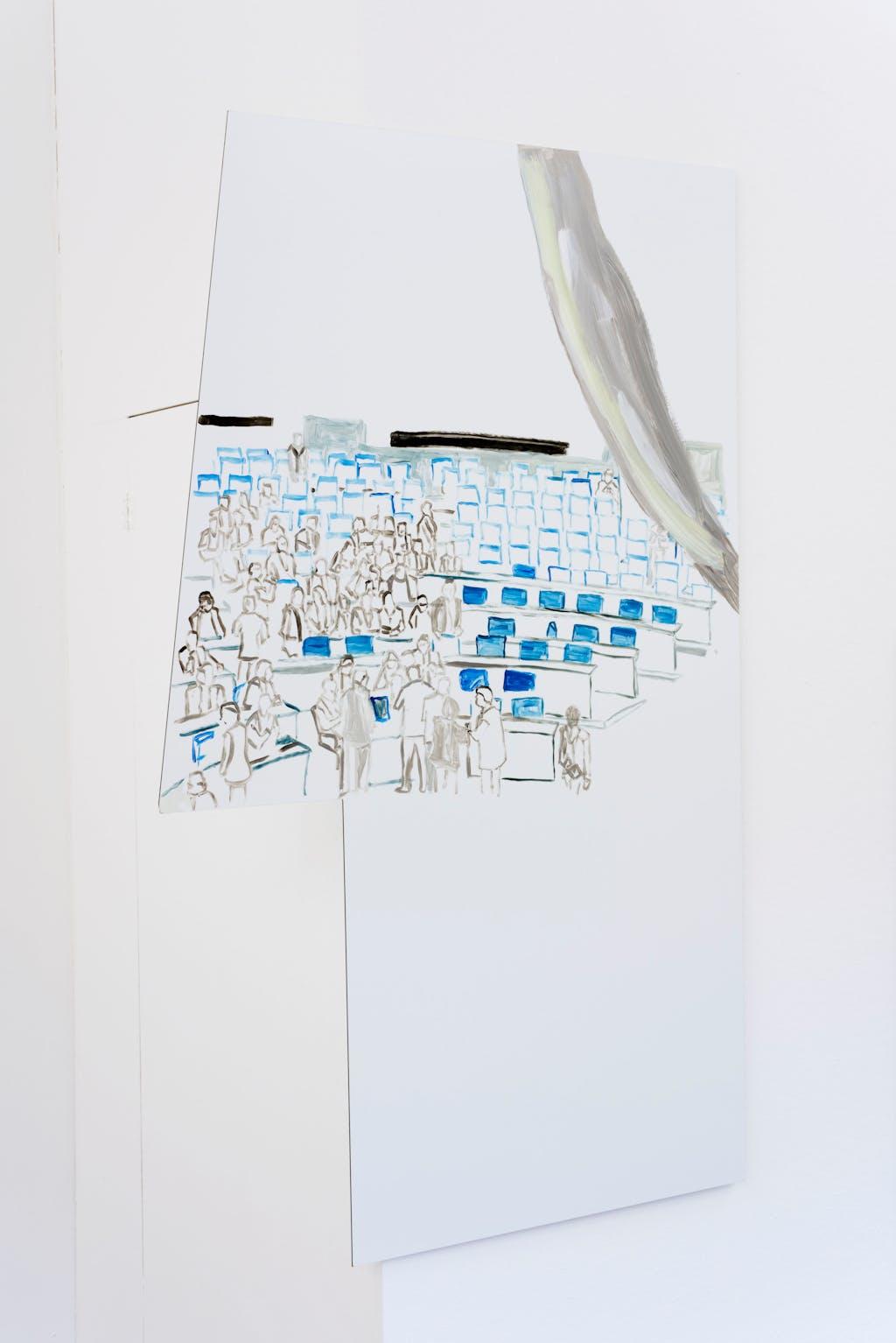 Balkonfigur 2019 II - © Paris Internationale