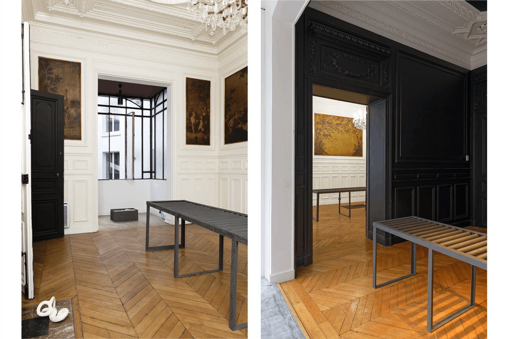 Installation view, On a day like this, Sans titre (2016), 2018 - © Paris Internationale