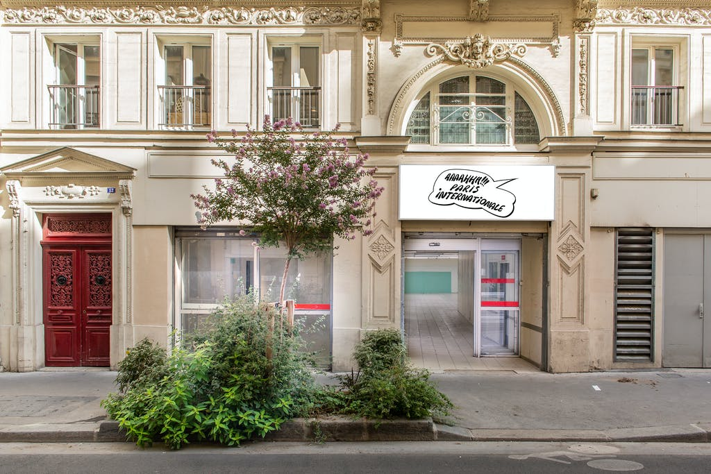 SuperSalon - © Paris Internationale