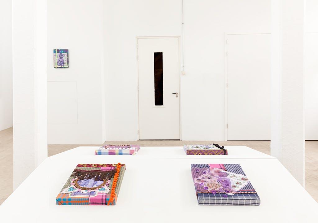Distant Bodies - installation - © Paris Internationale