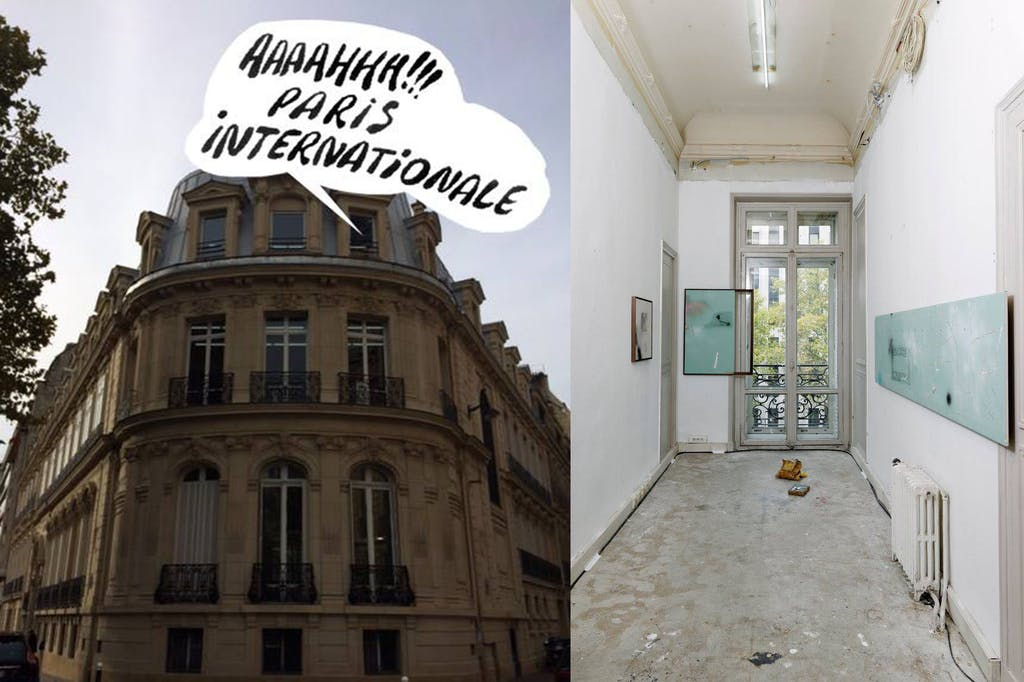 Home - © Paris Internationale